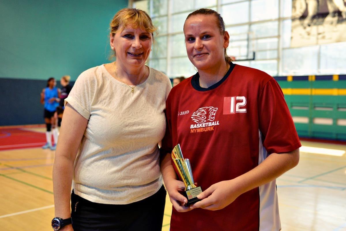 Lenak Šípová - MVP našeho týmu