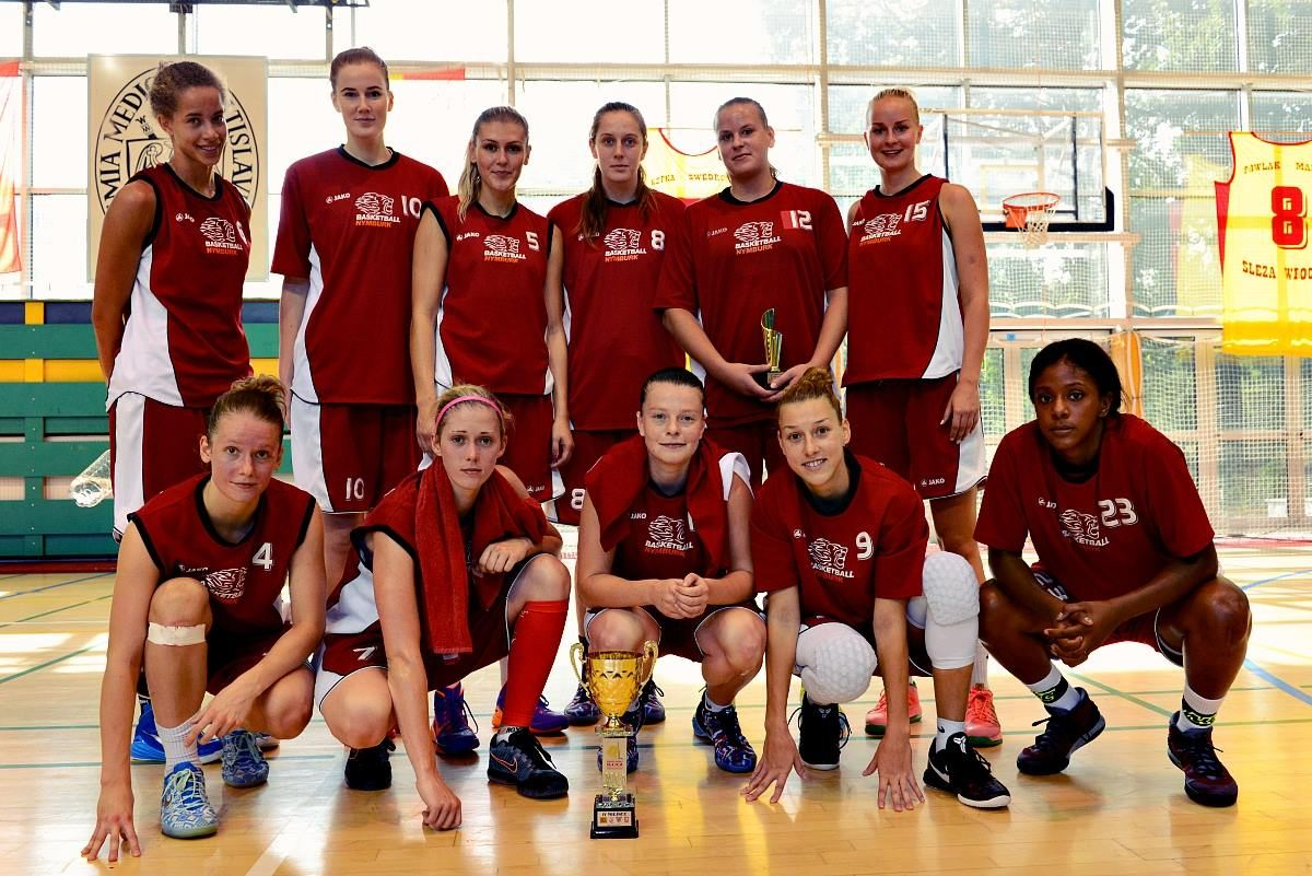 Společná fotografie z turnaje Wroclawska Iglica